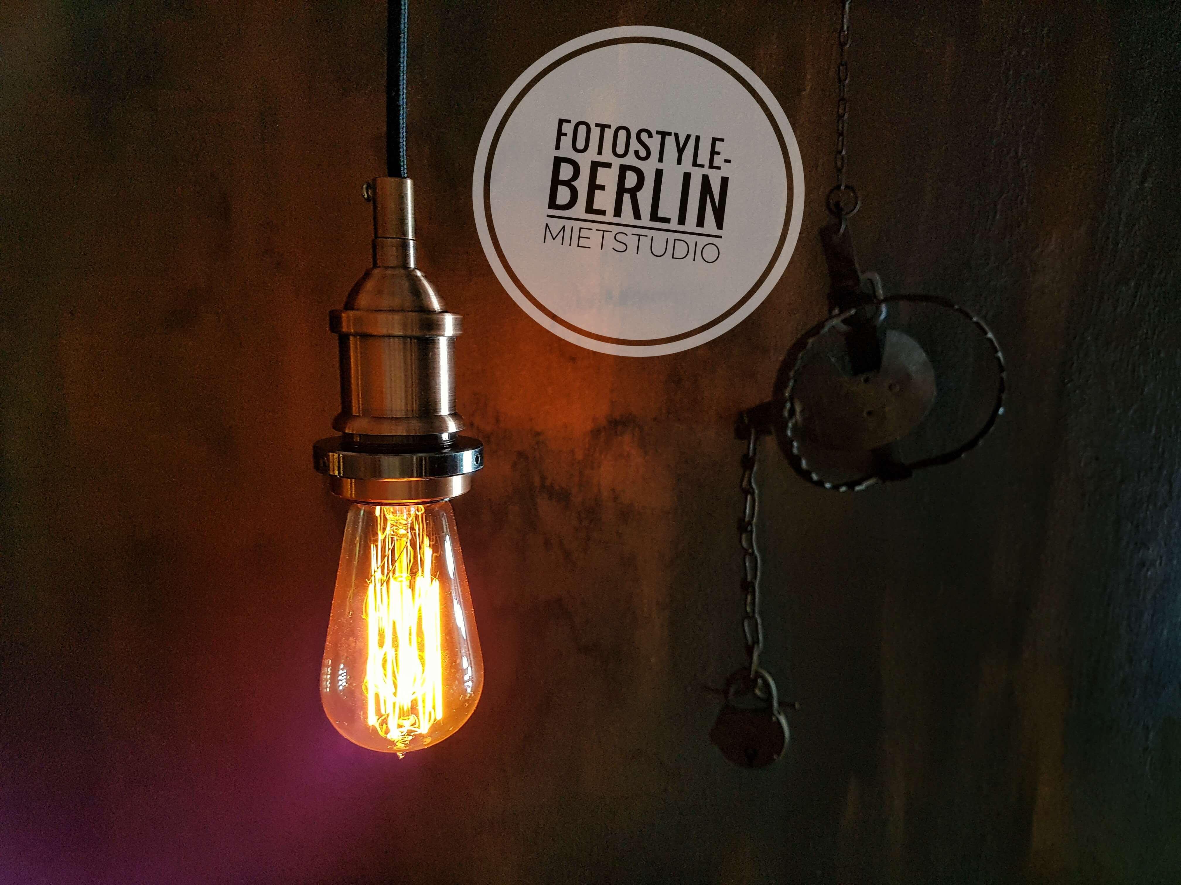 Fotostudio mieten in Berlin