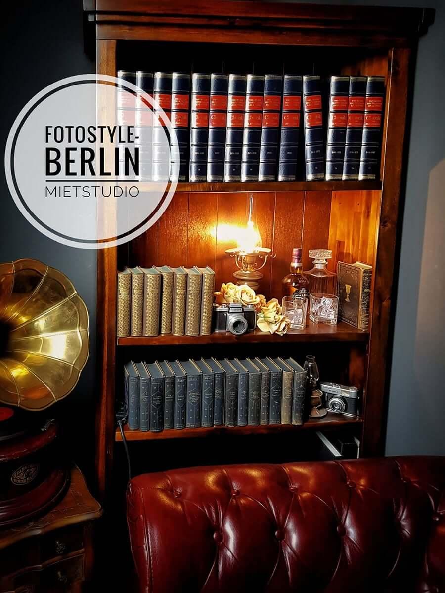 fotostudio mieten vintage - Mietstudio in Berlin - Fotostudio mieten - Fotostyle Berlin